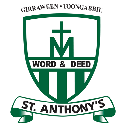 St Anthonys Primary Girraween Catholic Education Diocese Of